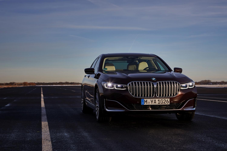 Nova BMW serija 7 plug-in hybrid