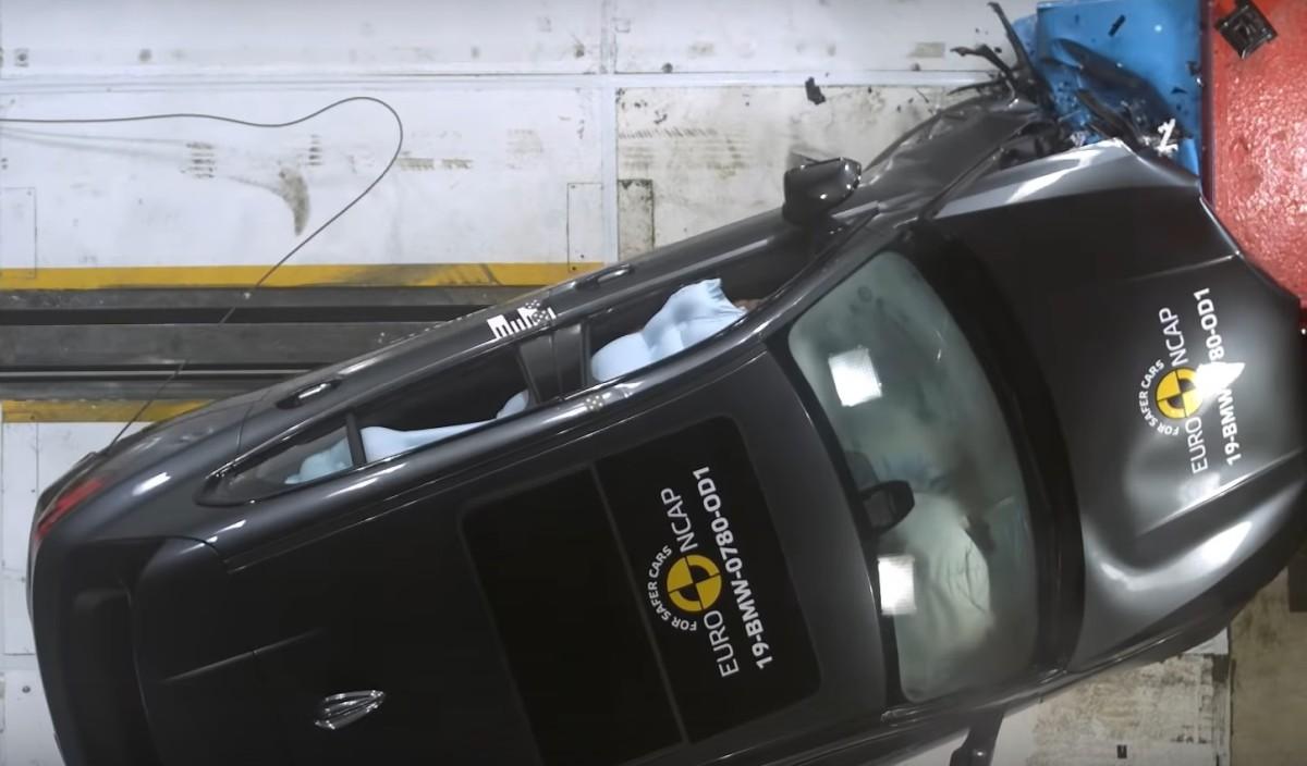 EuroNCAP test: Peugeot 208, Jeep Cherokee, BMW serije 1