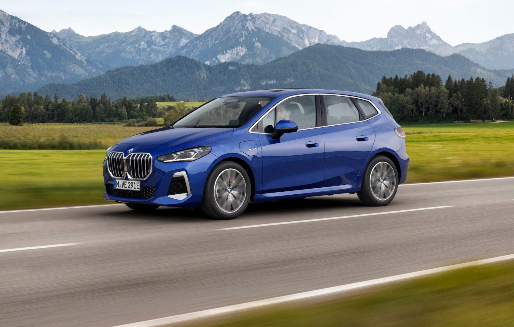 BMW predstavio novu generaciju monovolumena serije 2 Active Tourer