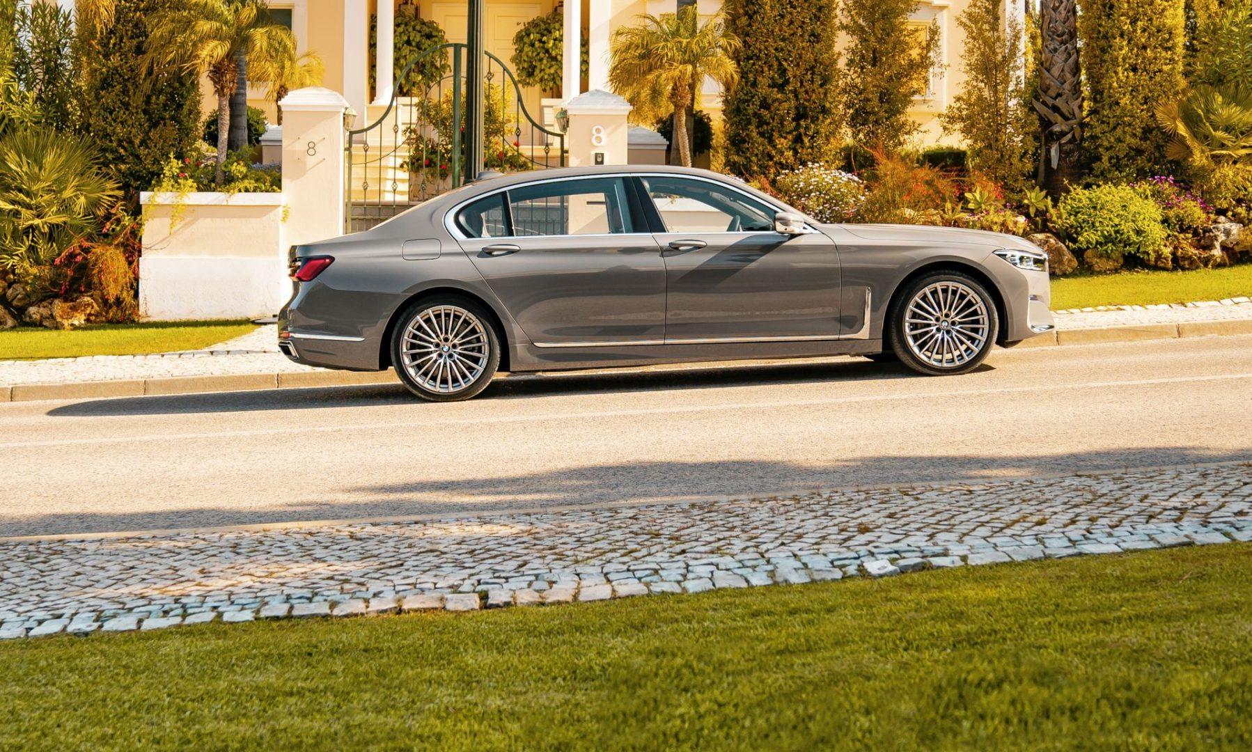 """Najsnažnija BMW """"sedmica"""" nove generacije bit će električan automobil!"""