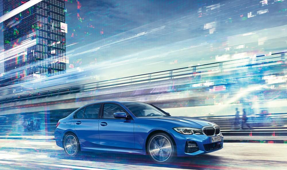 Do BMW-a serije 3 uz 0% kamate