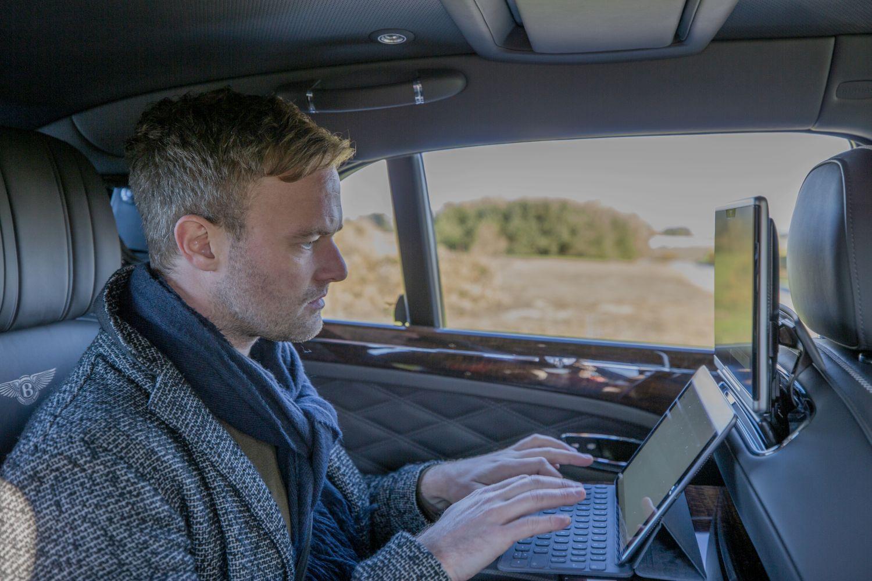 Bentley predstavio prvi super-brzi Wi-Fi sustav u automobilu