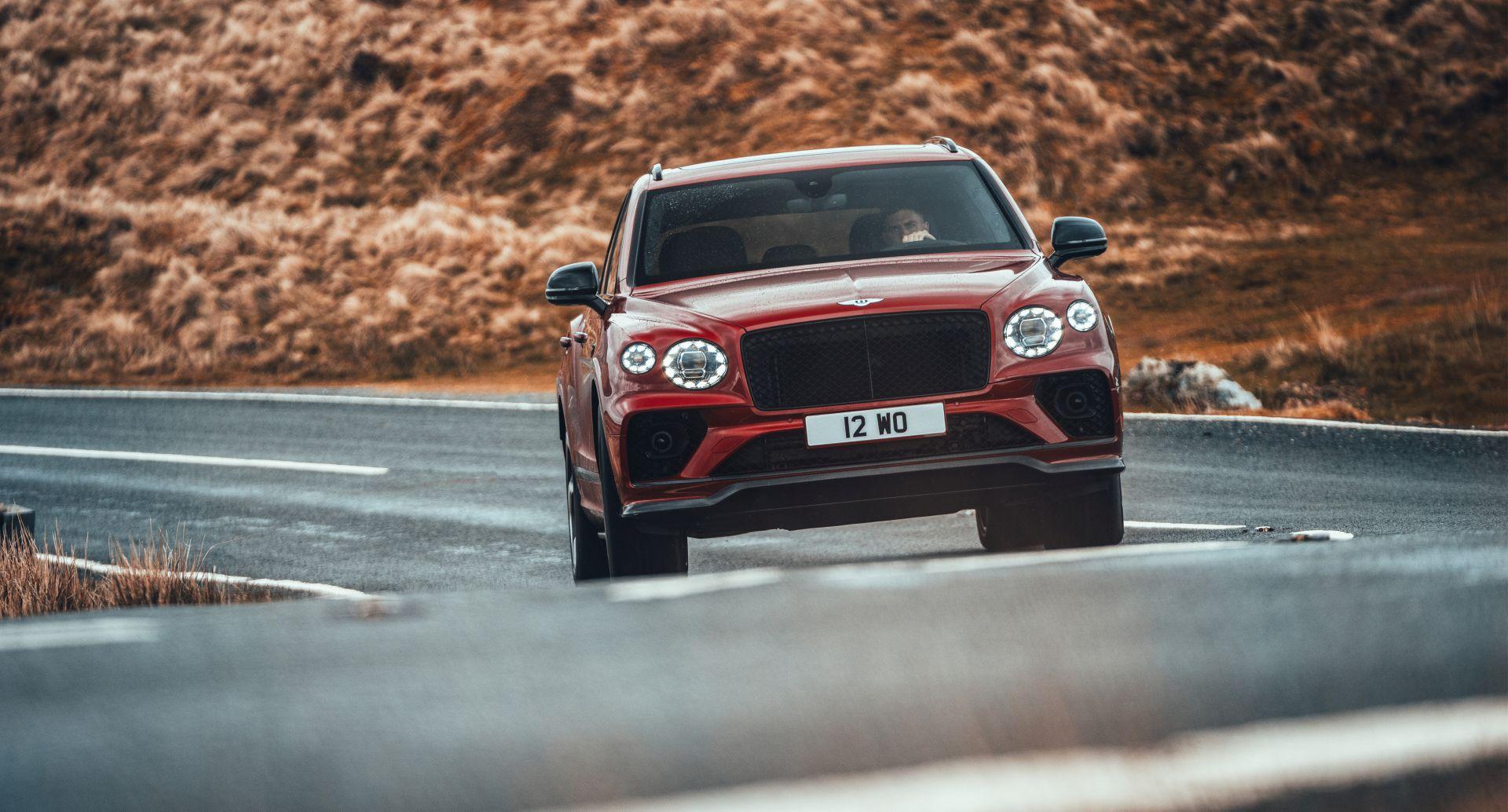 Bentley Bentayga S – sportski nastup luksuznog SUV-a