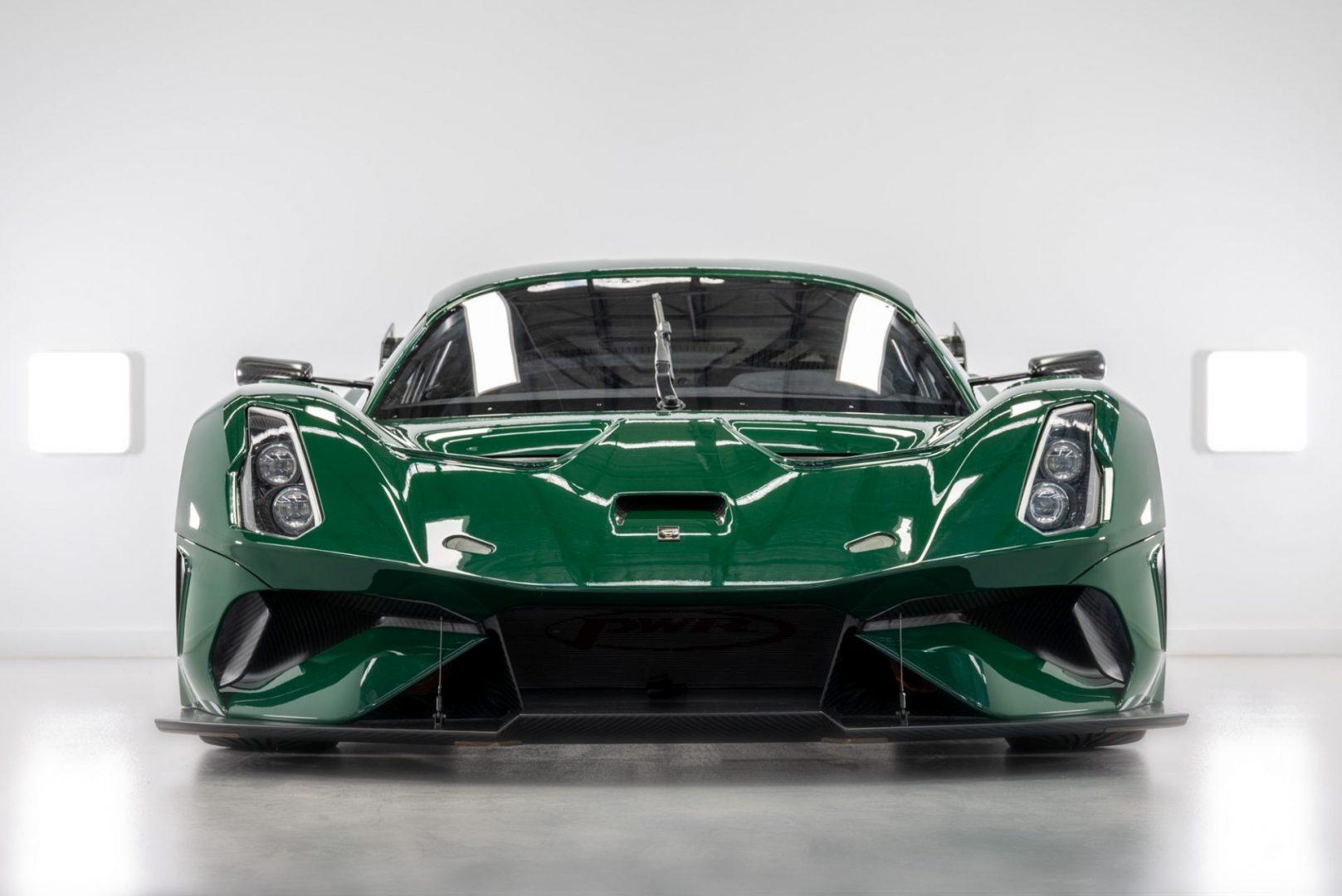 700 KS snažan Brabham BT62 Competition bit će napravljen u svega 70 primjeraka