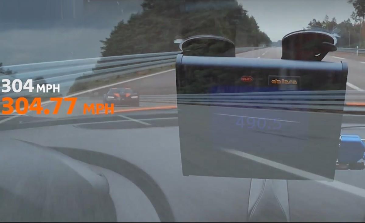 490,48 km/h, a nije poletio: Bugatti Chiron Sport
