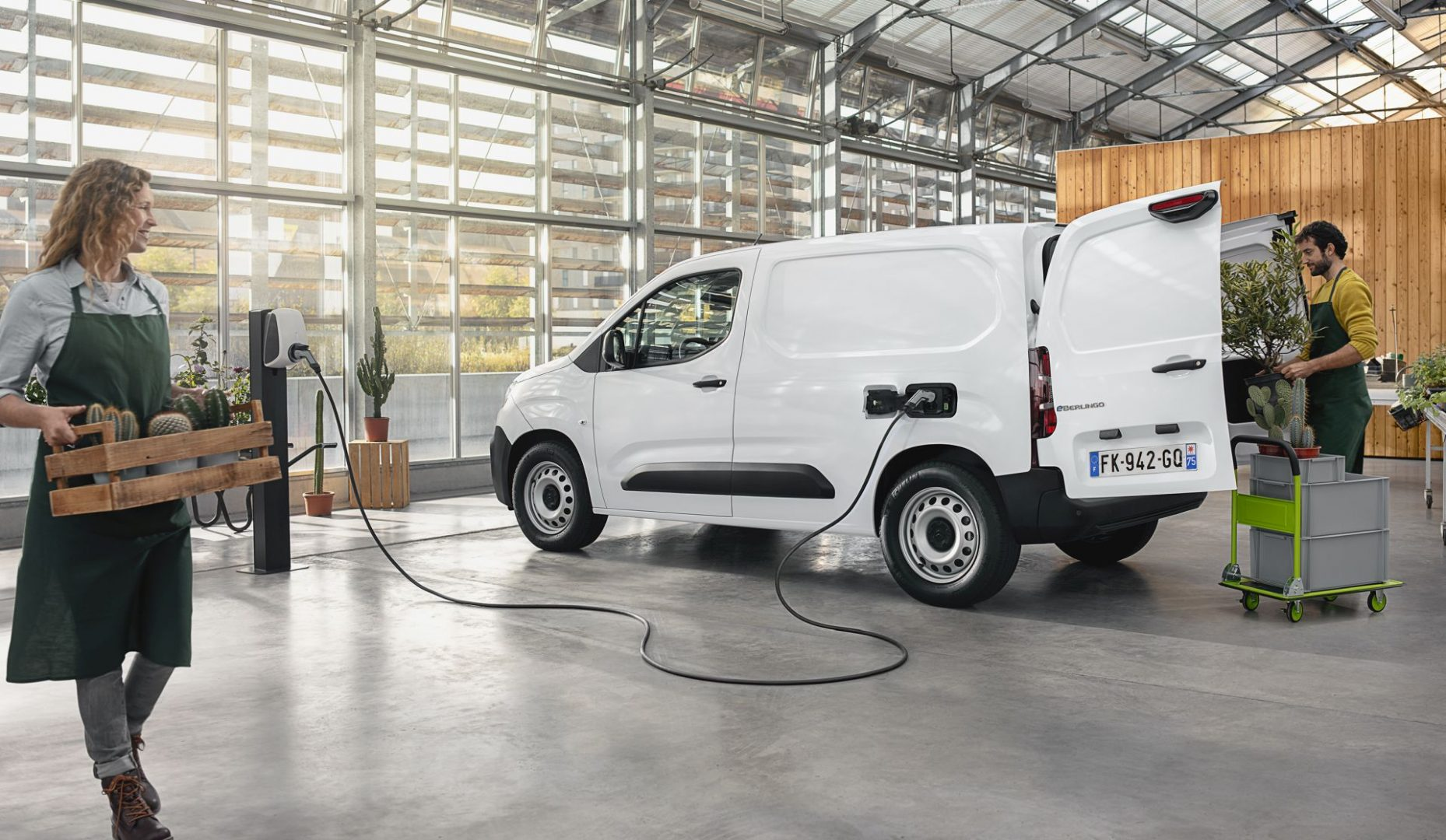 Stiže i električni Citroën ë-Berlingo furgon
