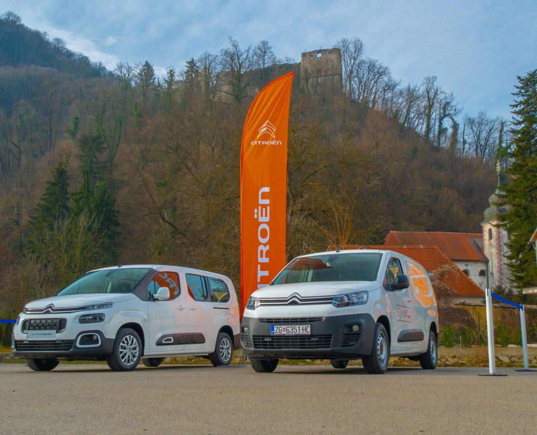 Nova svestrana poduzetnička vozila stigla su uHrvatsku