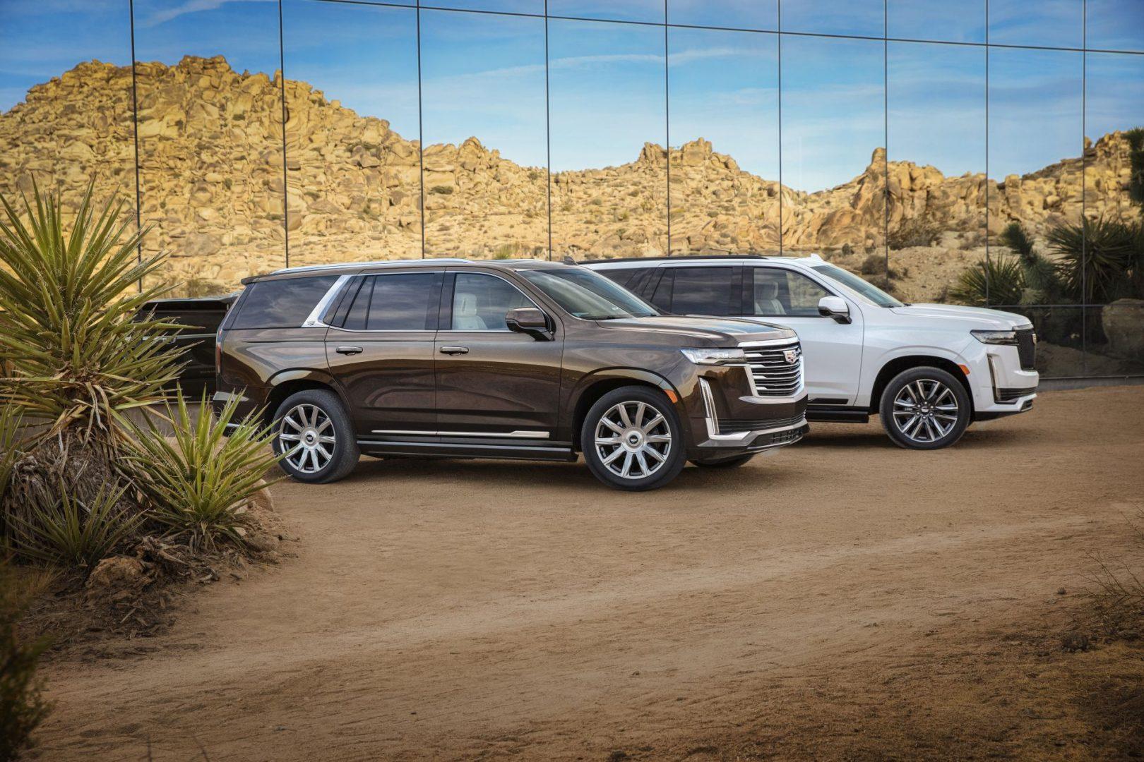 Novi Cadillac Escalade je narastao u svim smjerovima