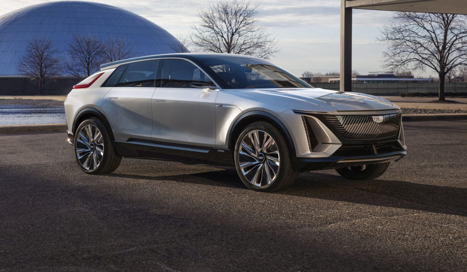 Cadillac Lyriq najavljuje budući izgled Cadillac automobila