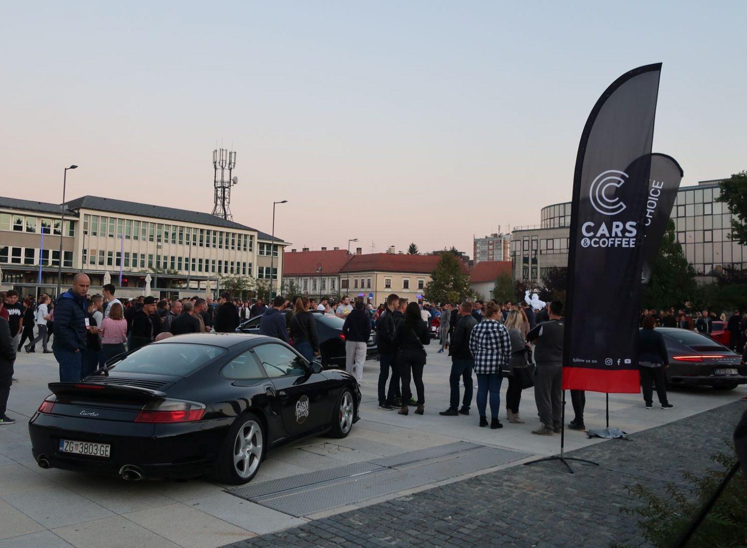 Održan je prvi Cars & Coffee Croatia