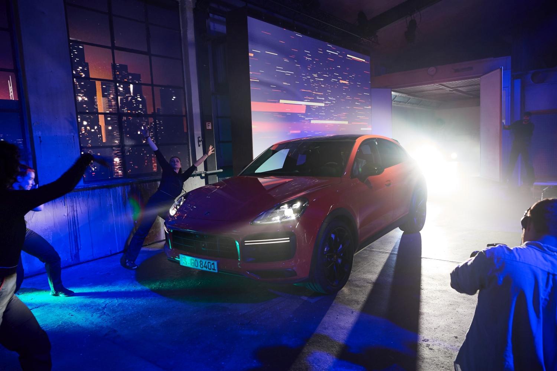 Porsche predstavio potpuno novi model Cayenne Coupé