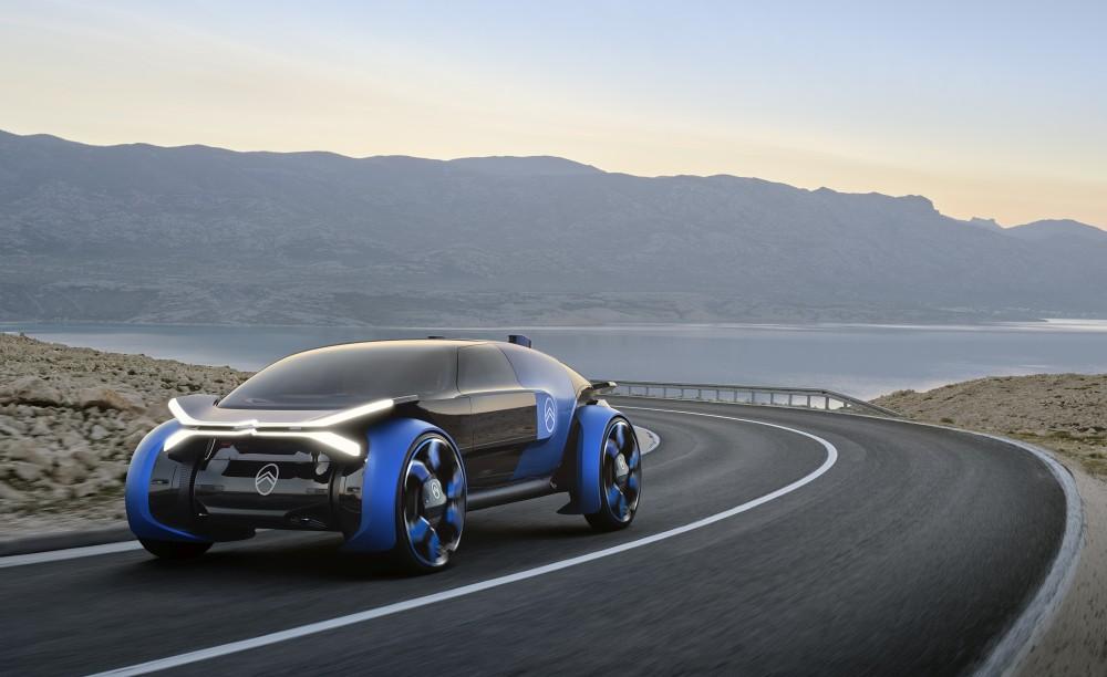 Citroën predstavlja 19_19 Concept s kojim ćete pobjeći izvan grada