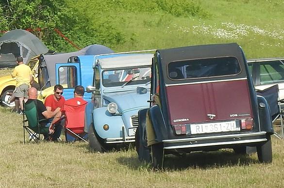 23. svjetski susret vlasnika i ljubitelja Citroëna 2cv u Samoboru