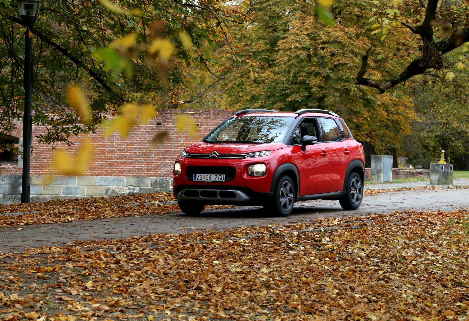 TEST Citroen C3 Aircross 1.2 Puretech 110 Feel