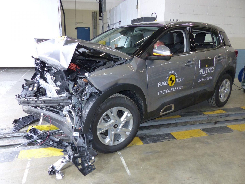 Euro NCAP testovi u 2019: pet petica, jedna četvorka