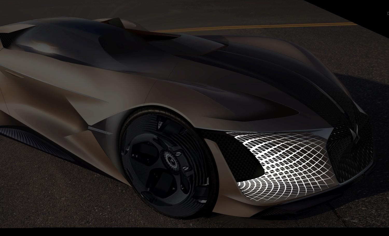 DS X E-Tense: automobil iz snova iz 2035. godine