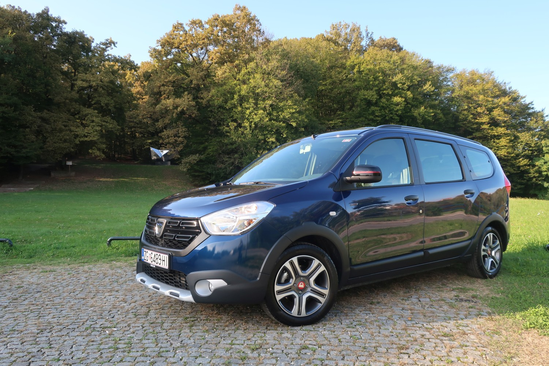 TEST Dacia Lodgy 1.3 TCe 130 TechRoad: Za brojnu obitelj