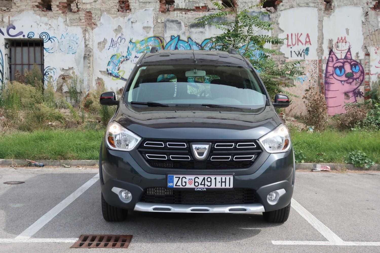 TEST Dacia Dokker 1.3 TCe 130 Techroad: Brzi dostavljač