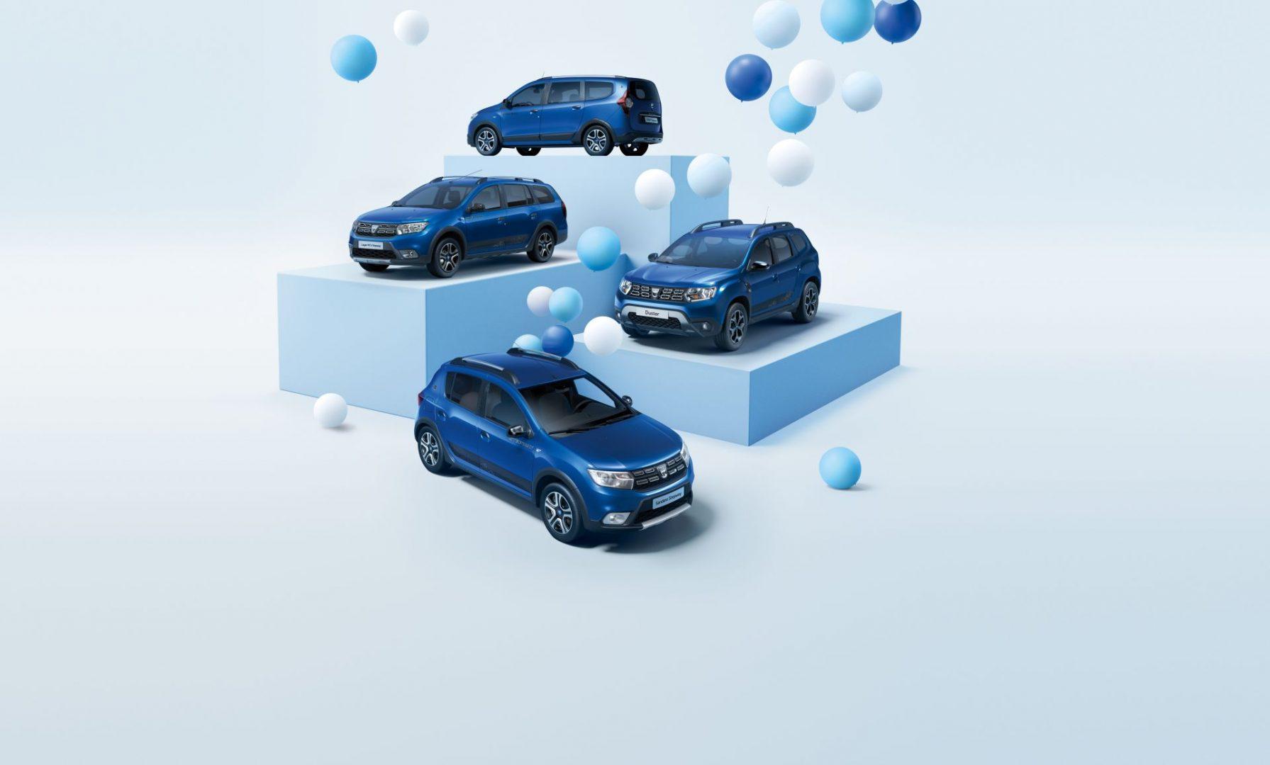 Dacia ograničena serija Proud povodom 15 godina Dacije u Europi
