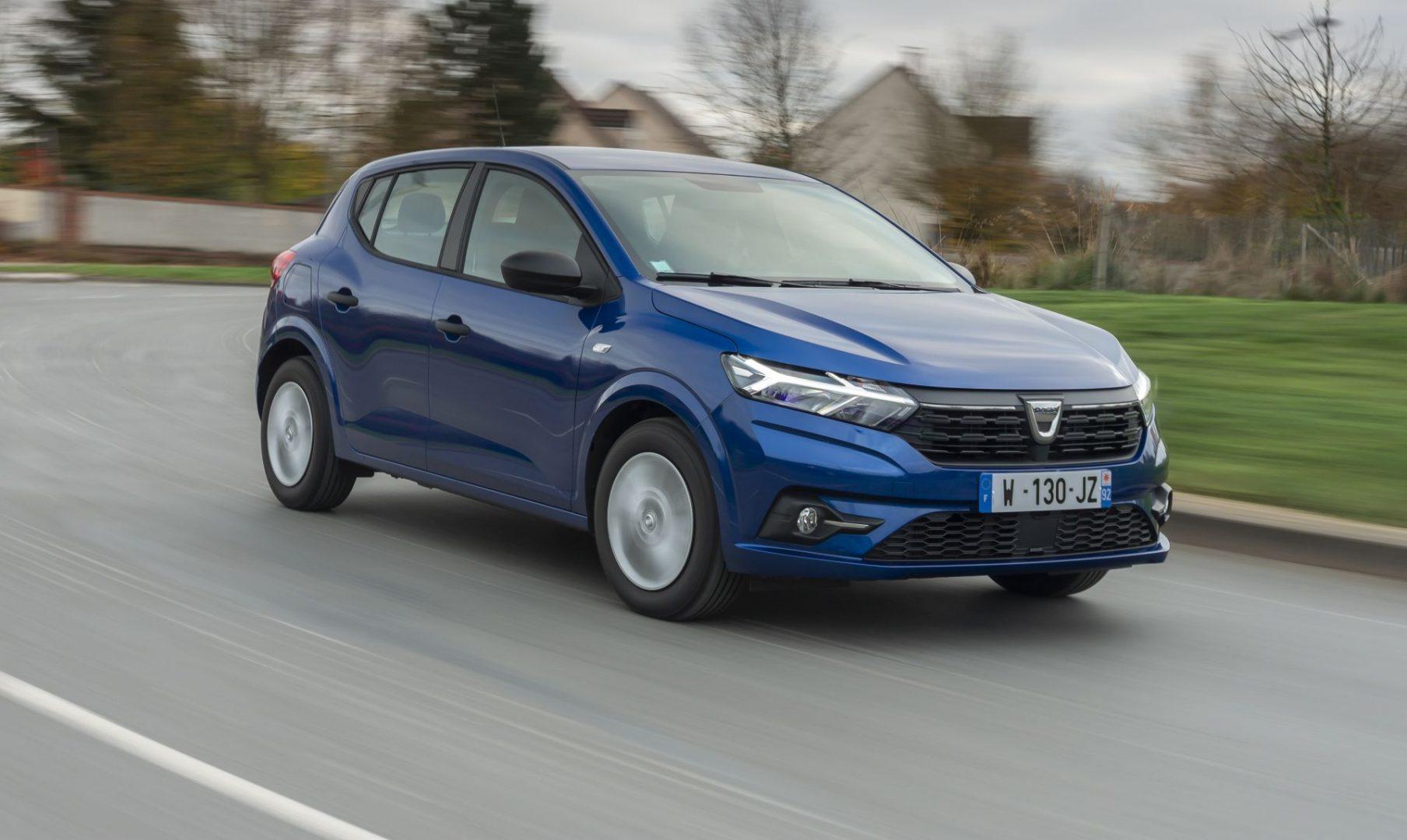 U srpnju je Dacia Sandero bio najprodavaniji model u Europi