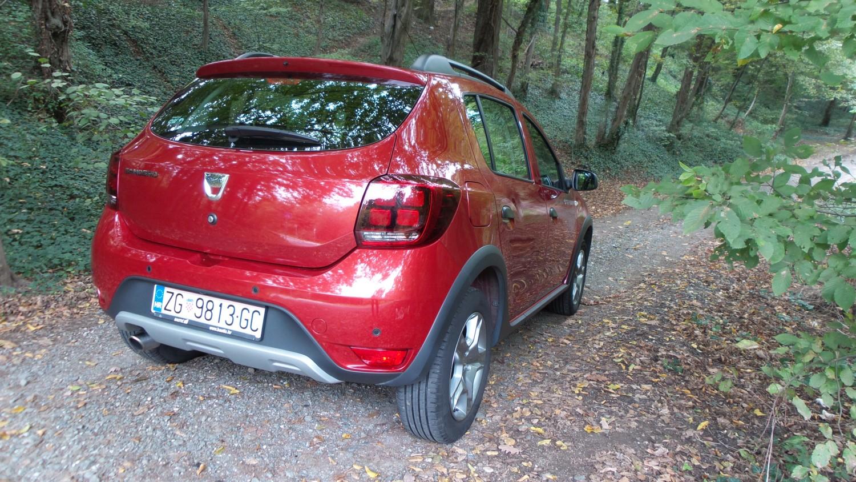 Testiramo: Dacia Sandero u Stepway izvedbi s 0.9 TCe