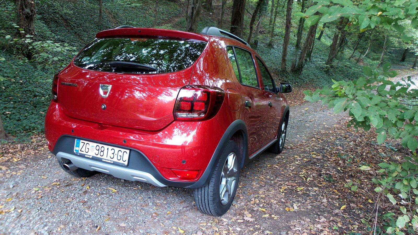 TEST Dacia Sandero Stepway 0.9 TCe
