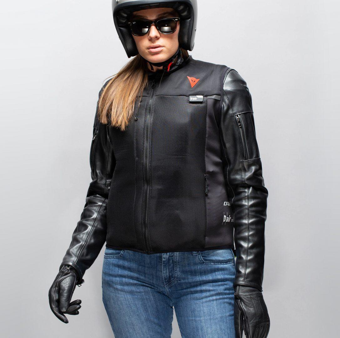 Pametna jakna za motocikliste