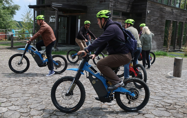 Definicija električnog bicikla