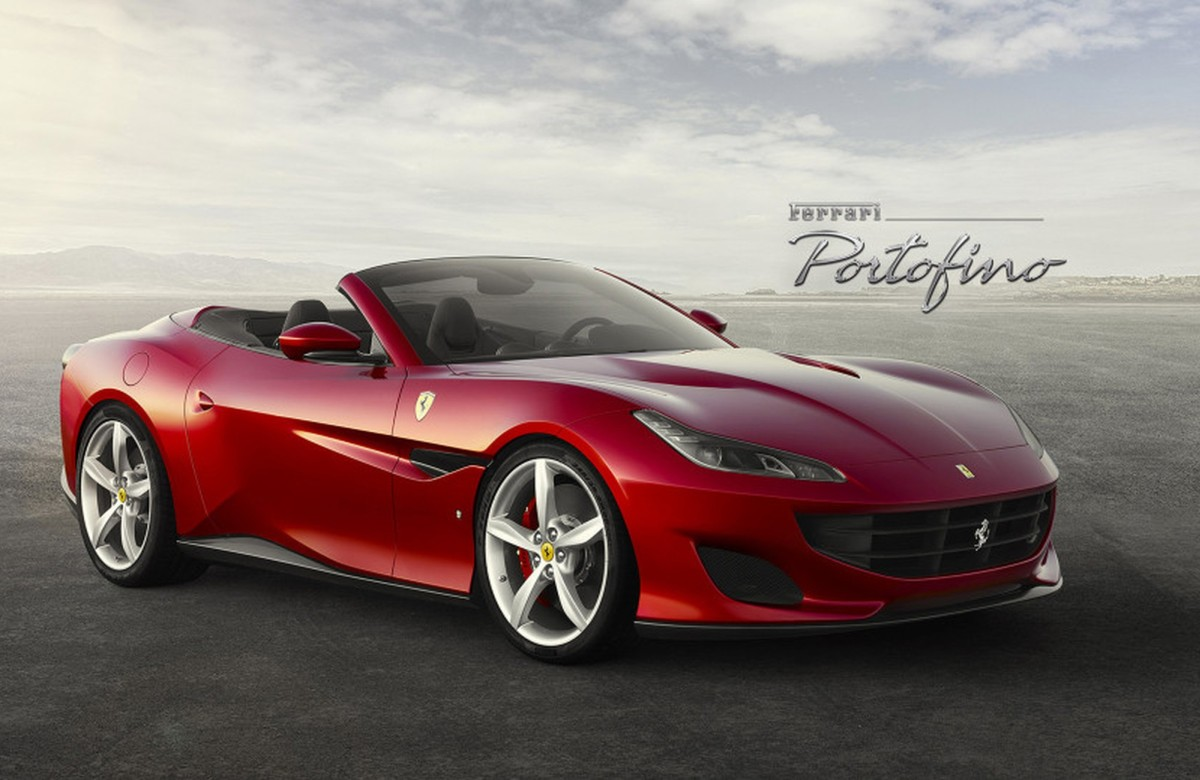 Svjetska premijera Ferrari Portofino V8 sa 600 KS