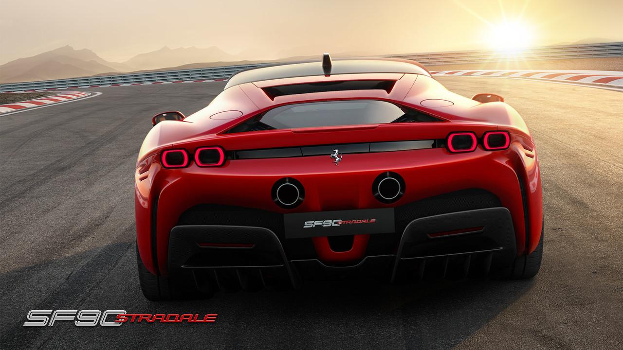 Kakvo iznenađenje: Ferrari SF90 Stradale je prvi PHEV ikada