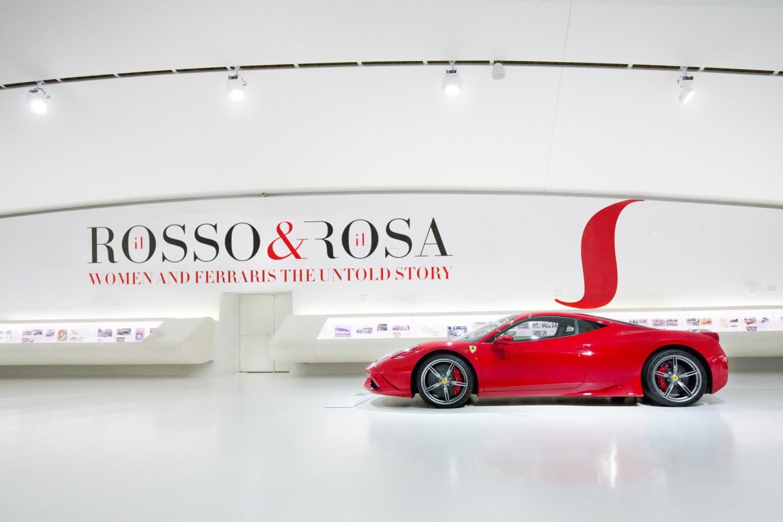 Najljepši Ferrarijevi automobili na izložbi Il Rosso & il Rosa