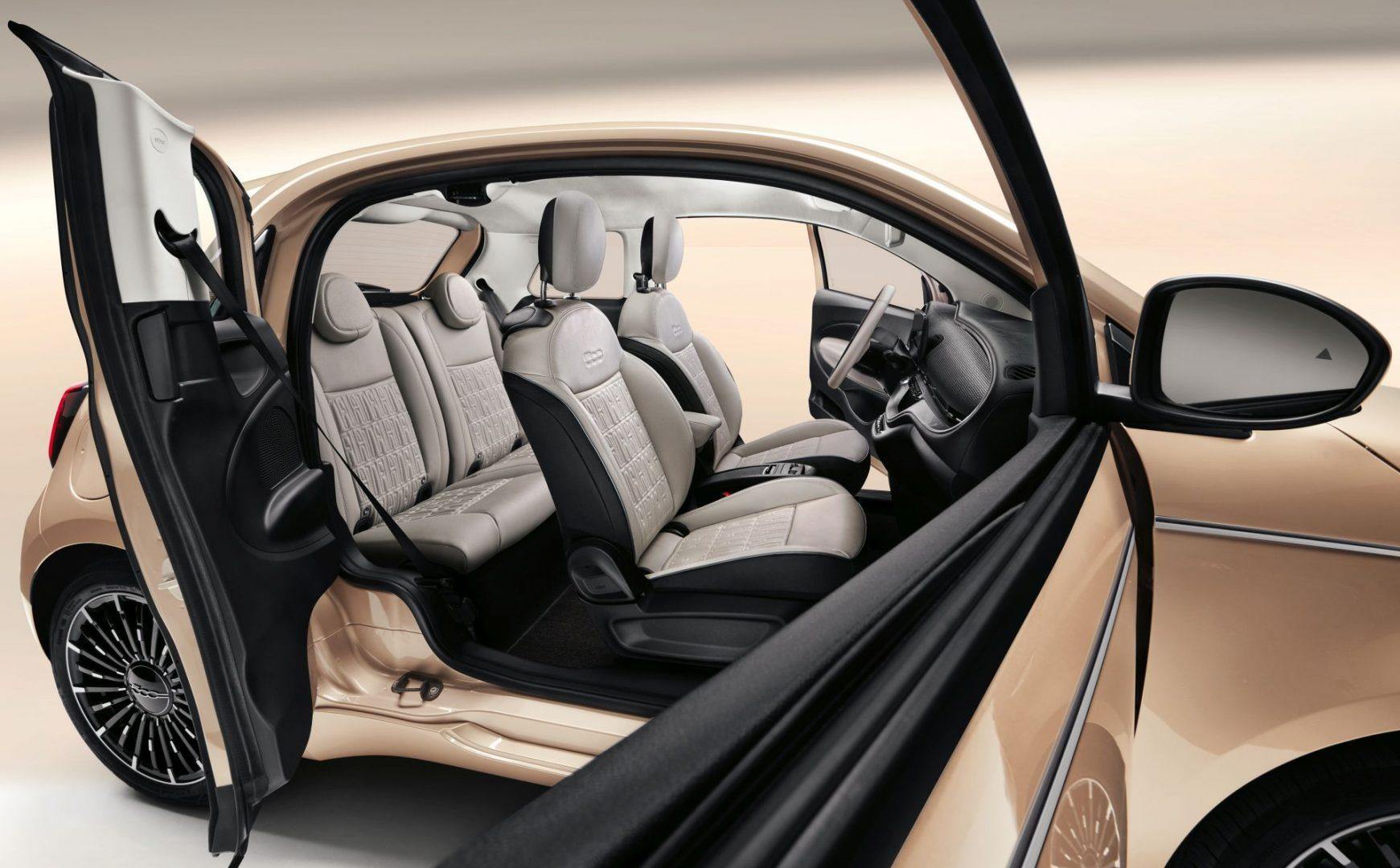 Fiat 500 3+1 je model kakav sigurno niste očekivali, a koji donosi jedna dodatna vrata