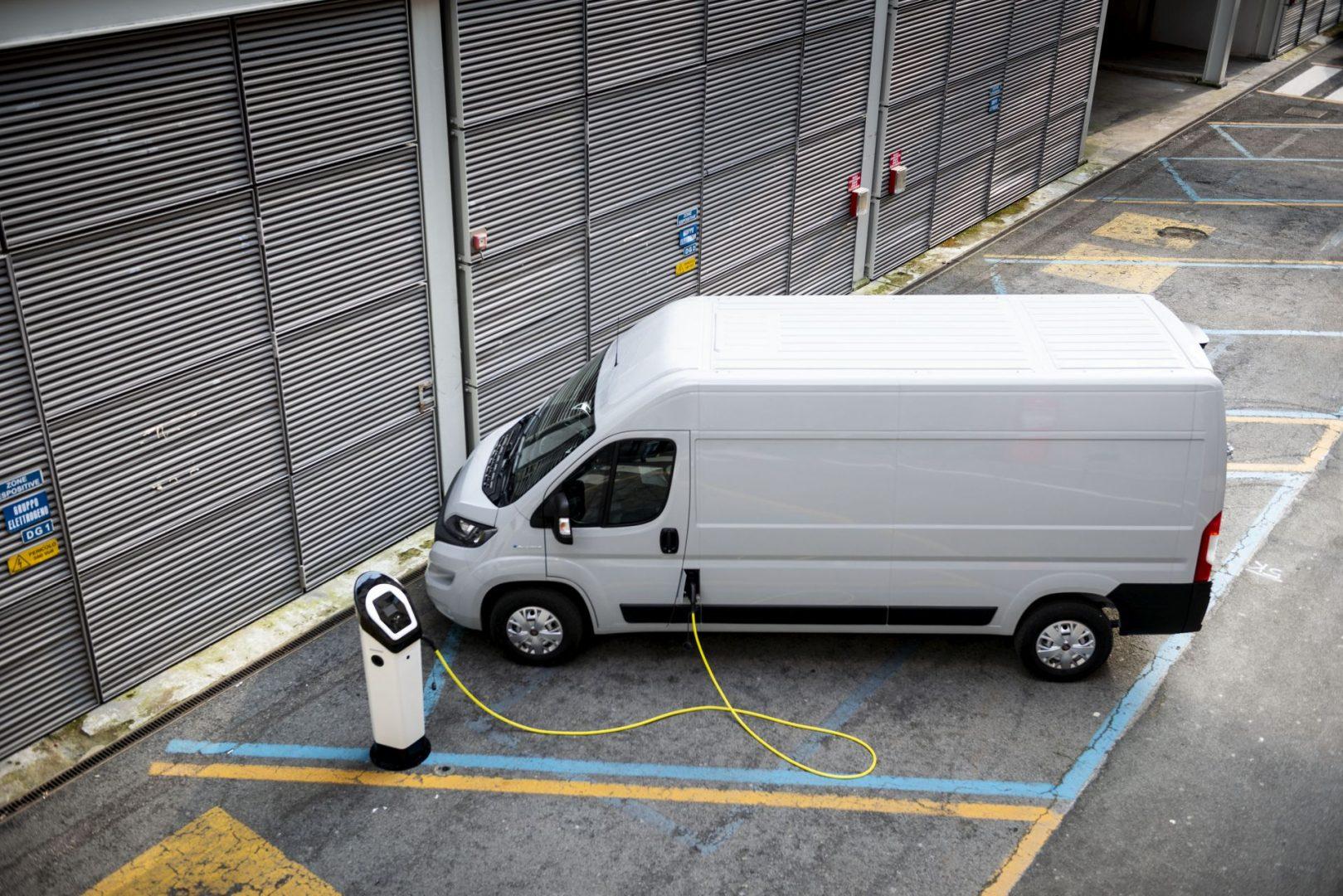 E-Ducato: Fiat predstavio električnu izvedbu popularnog dostavnjaka