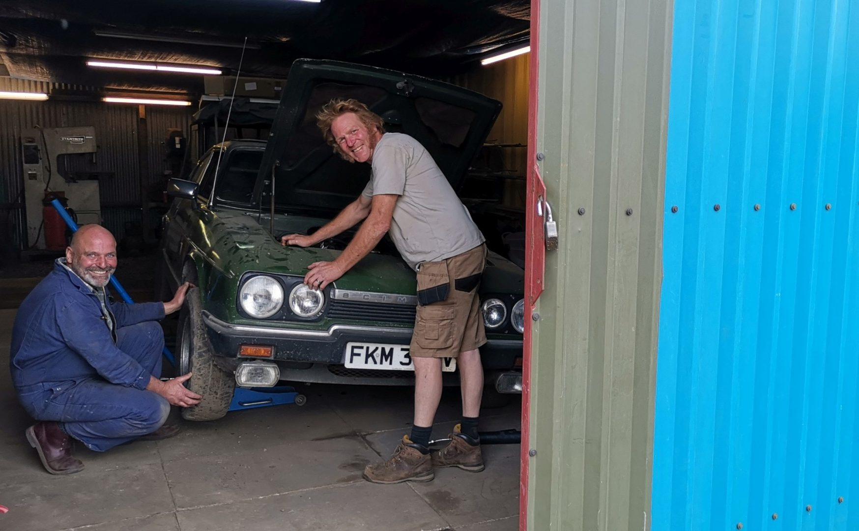 Posjetili smo popularni automobilski dvojac iz Flipping Bangersa