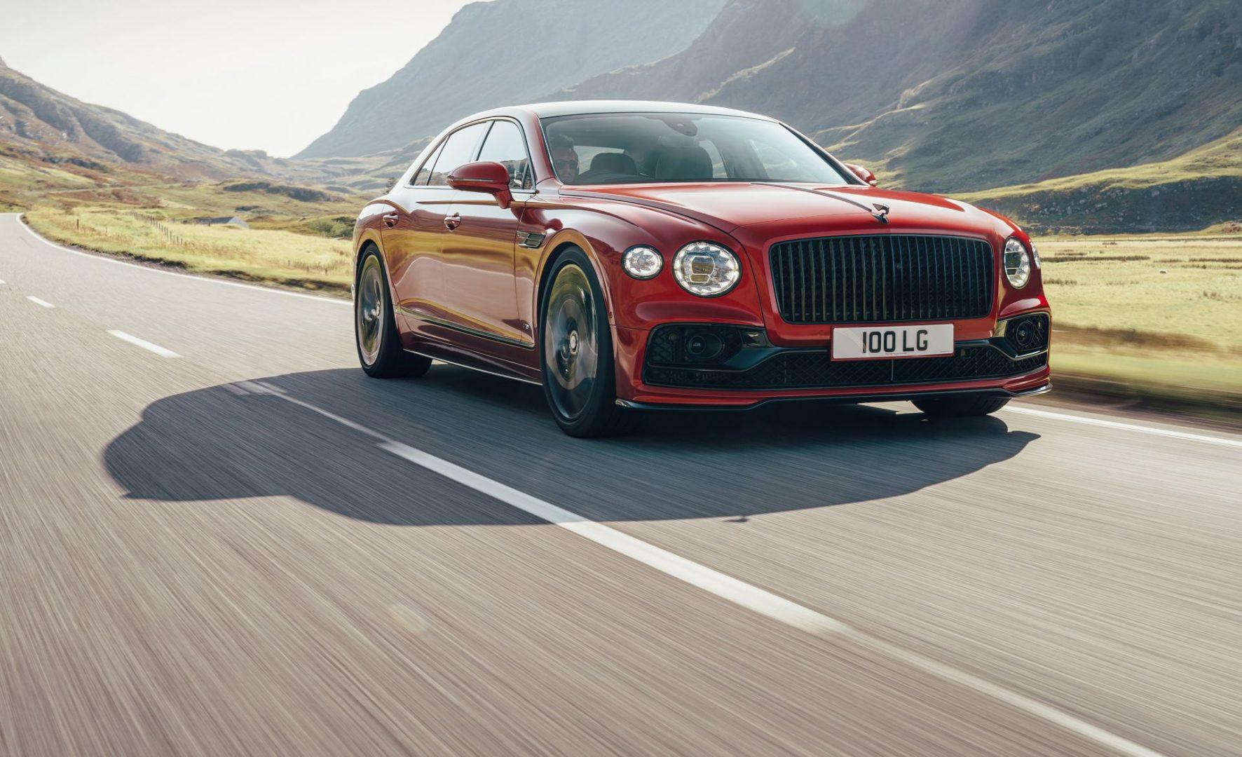 Bentley Flying Spur od sada dostupan i s manjim V8 motorom