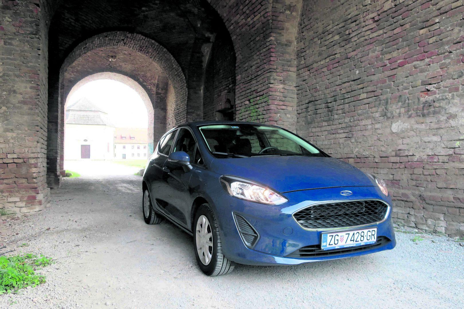 TEST Ford Fiesta 1.1 70 Mood