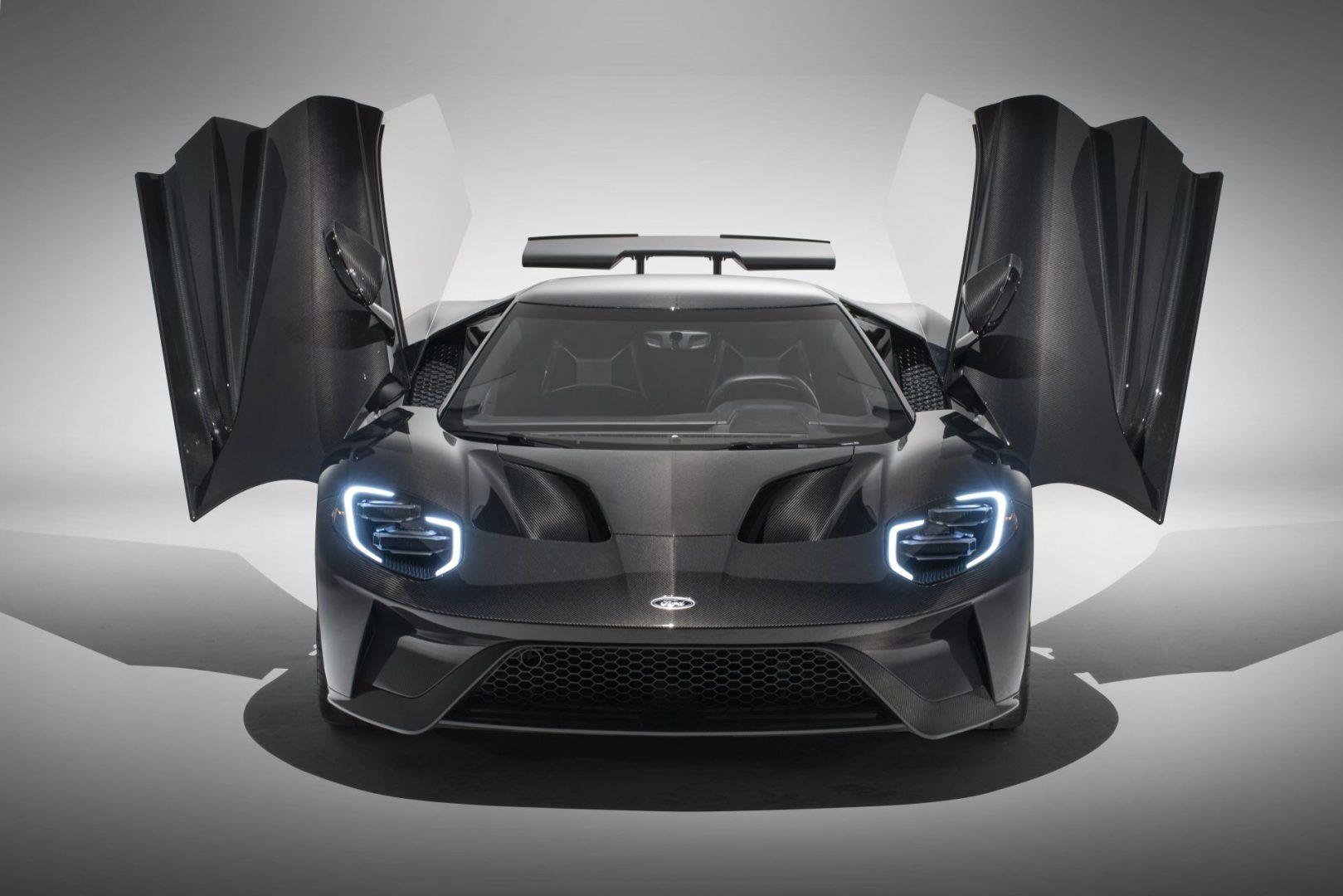 Više snage i bolje hlađenje za novi Ford GT