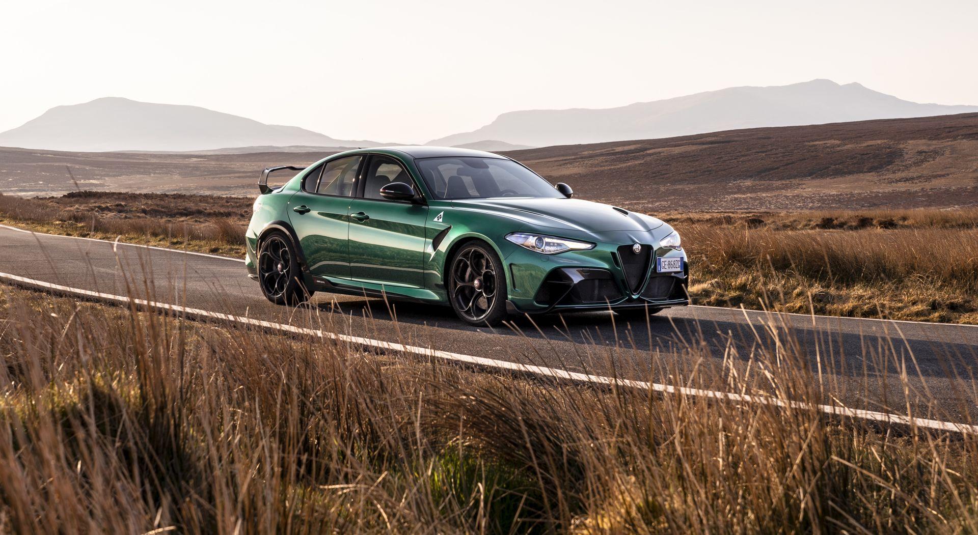 Alfa Romeo Giulia GTA: rasprodano svih 500 primjeraka!