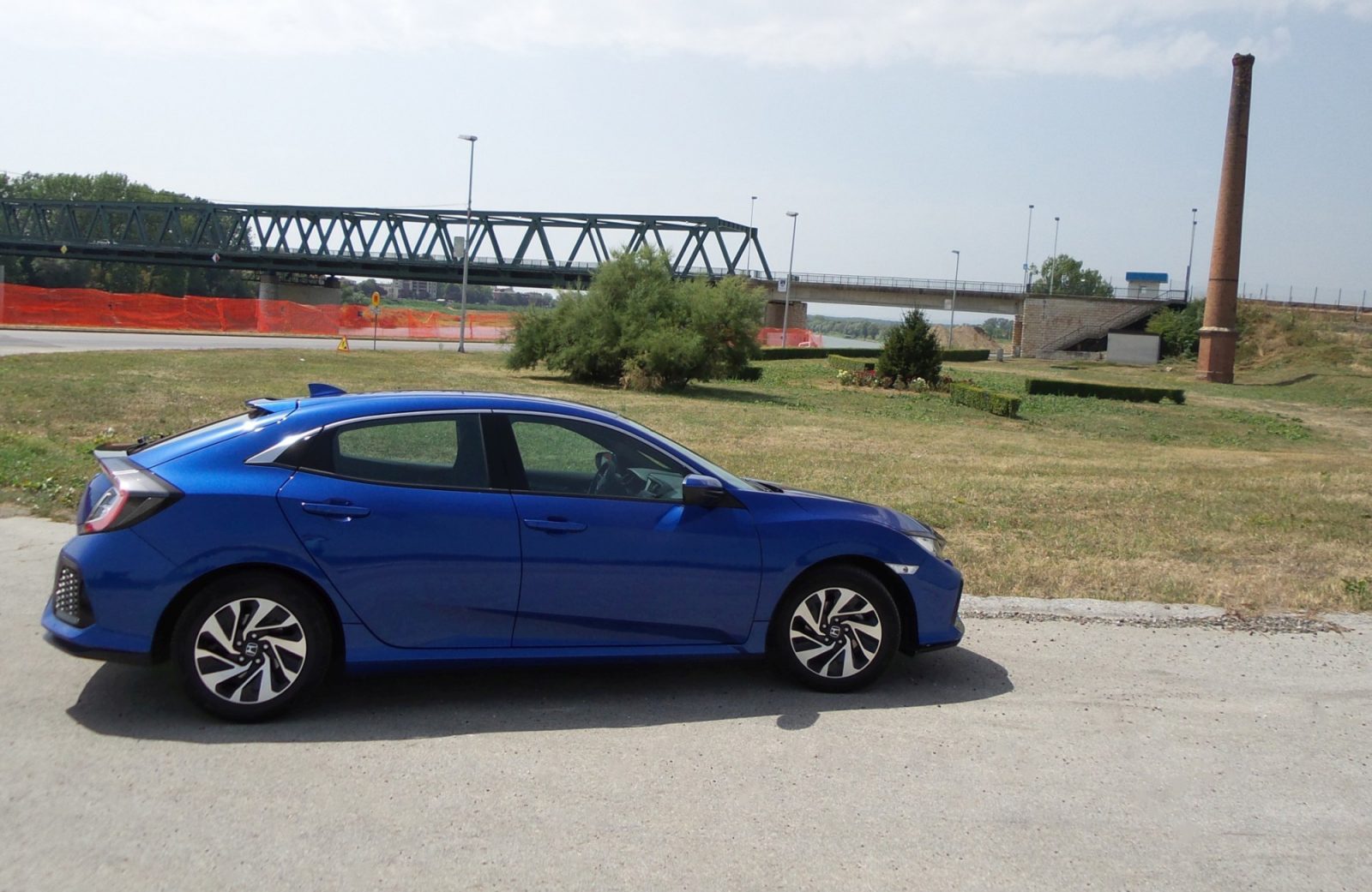 TEST Honda Civic 1.0 VTEC Turbo 129 KS Comfort