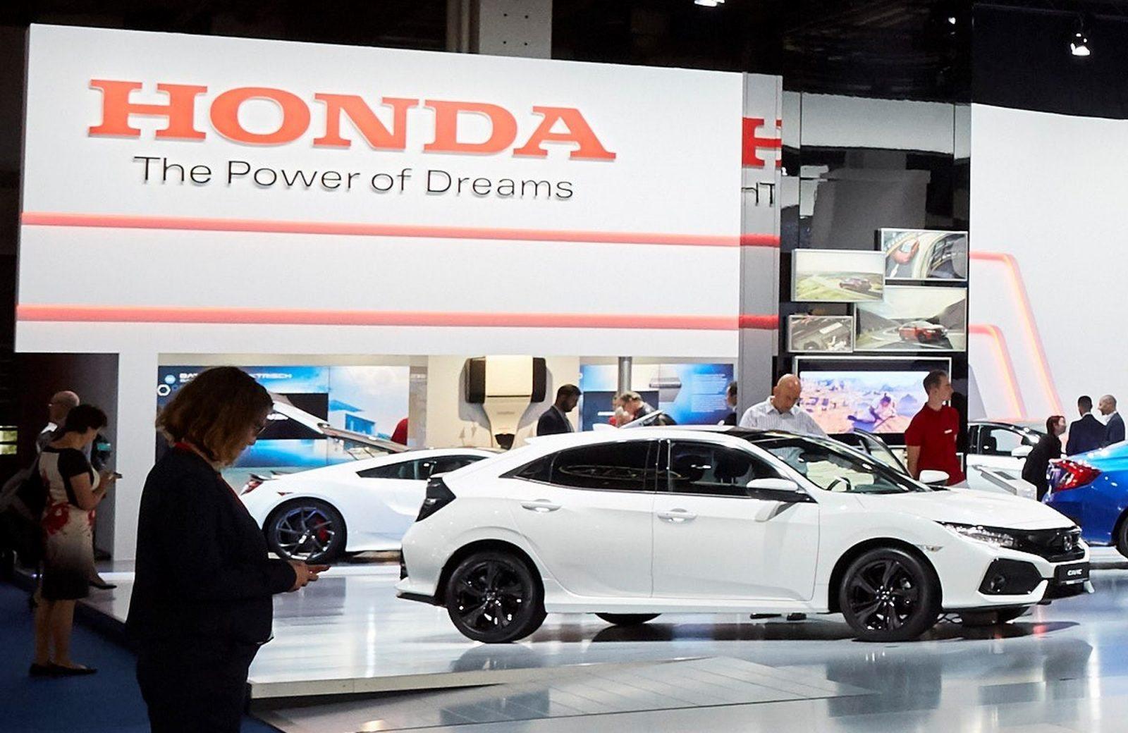 Honda predstavila Civic s dizelskim motorom