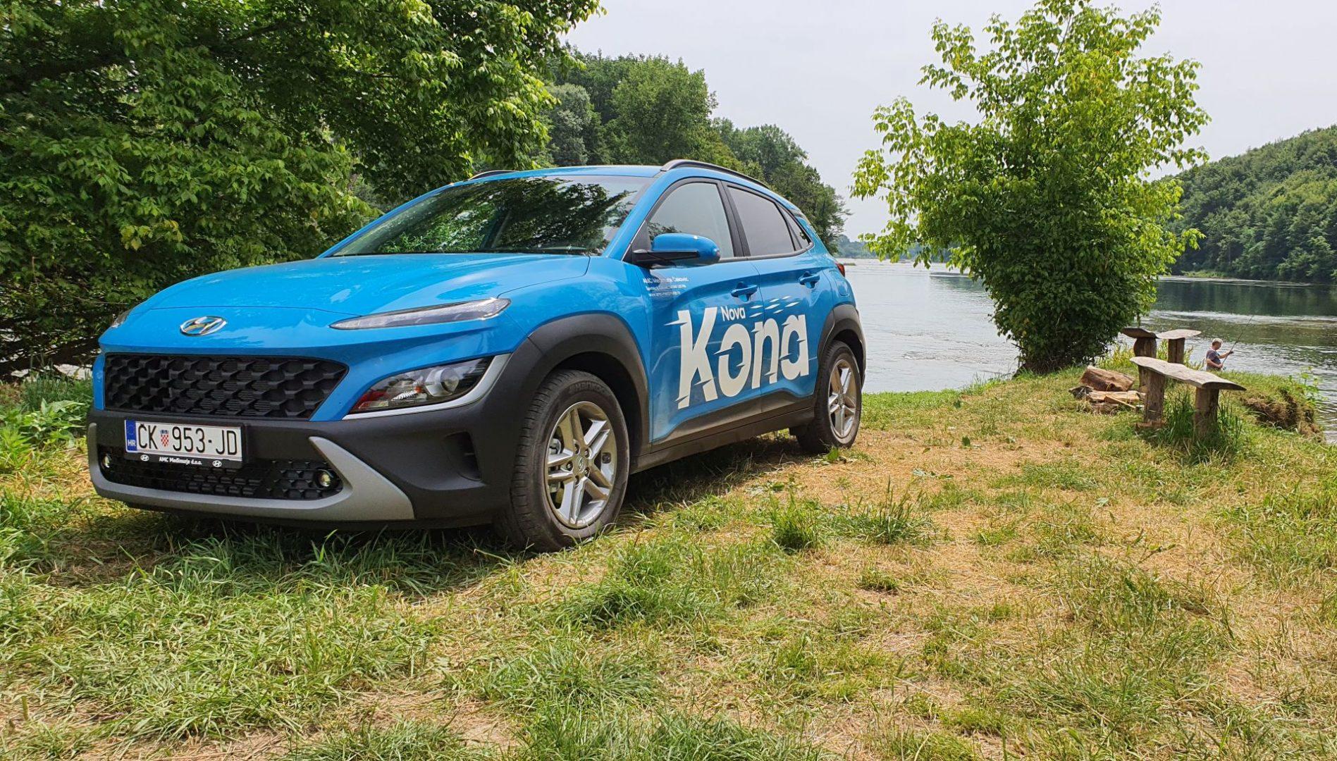 TEST: Hyundai Kona 1.0 T-GDI DESIREit – Jedinstveni gradski SUV sad je još dopadljiviji