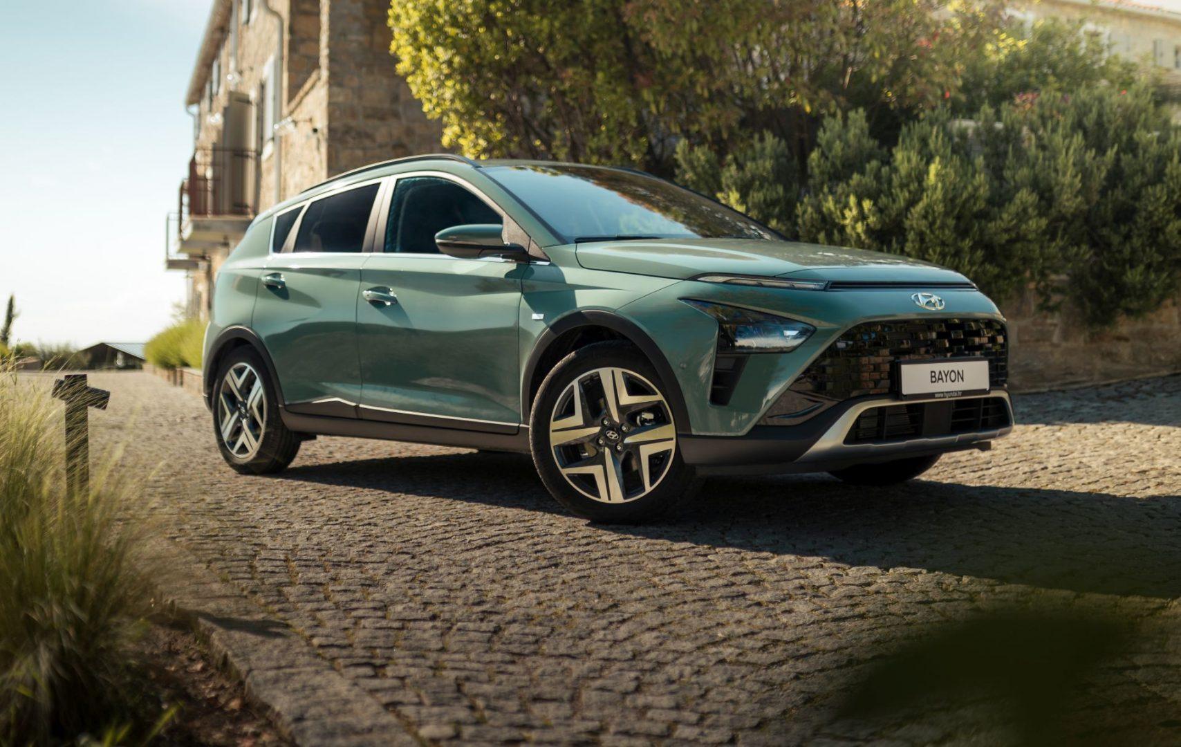 Hyundai Bayon stigao na naše tržište, a cijene startaju od 114.990 kuna