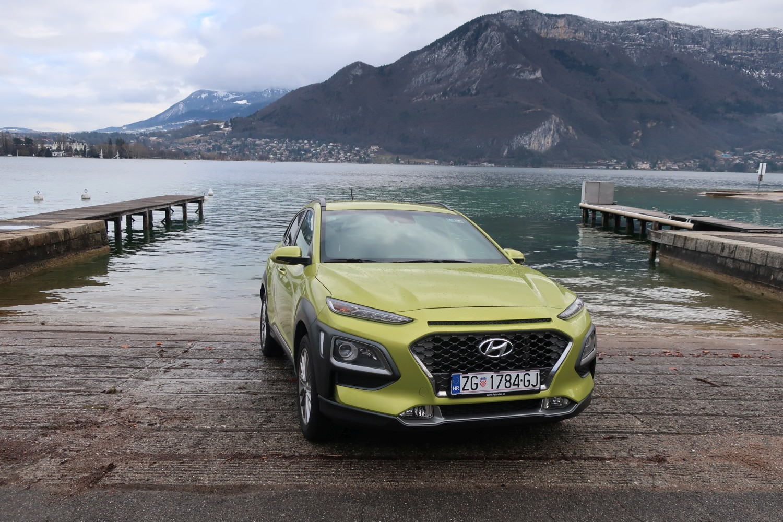 Hyundai Kona susrela mlađu Konu Electric u Ženevi