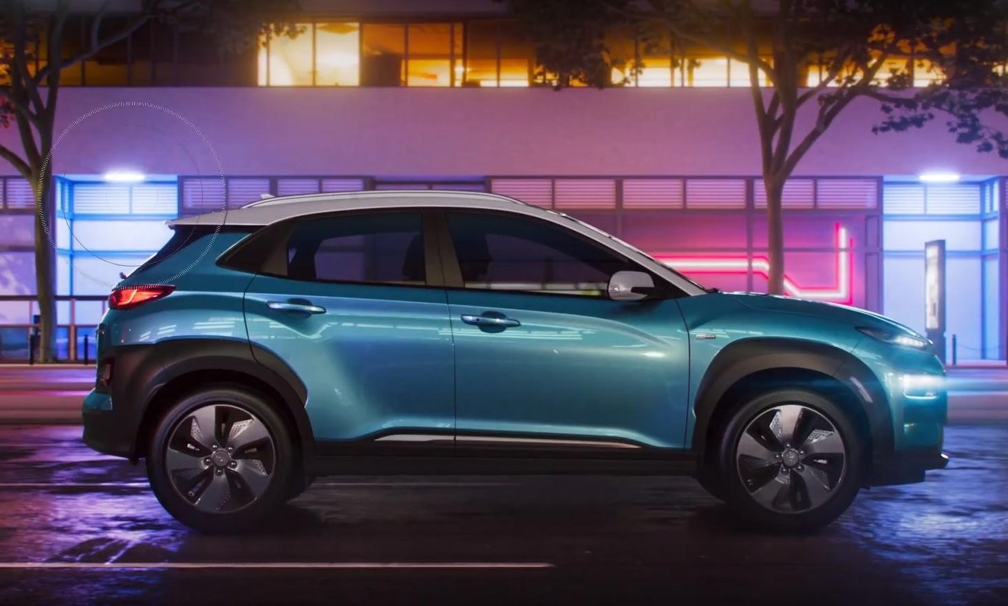 Predstavljena je Hyundai Kona na potpuno električni pogon