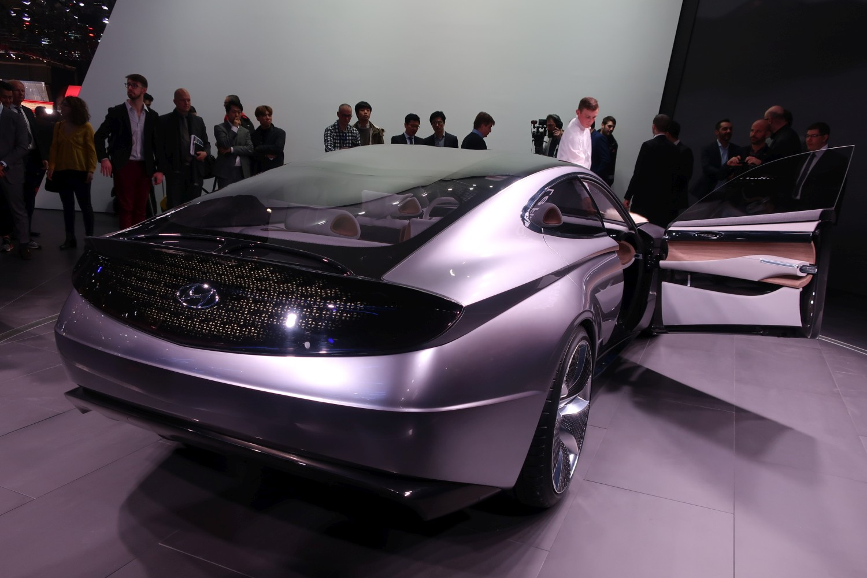 Hyundai Kona Electric, Santa Fe, Nexo i Le Fil Rouge predstavljeni u Ženevi