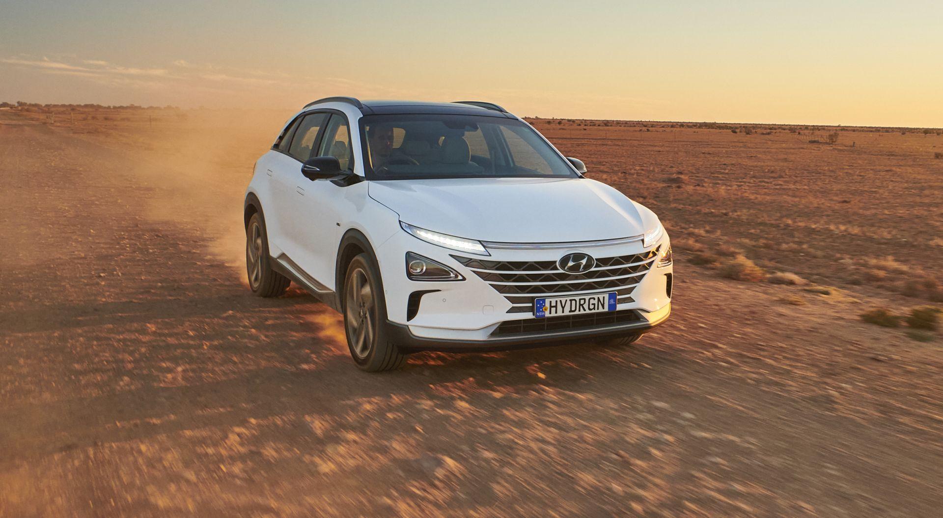 Hyundai Nexo, kojeg pogoni vodik, postavio novi svjetski rekord