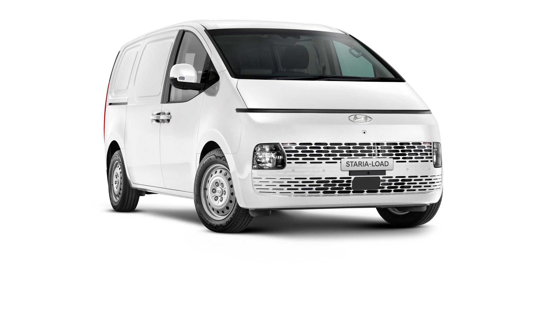Hyundai je predstavio MPV model Staria i u dostavnoj izvedbi