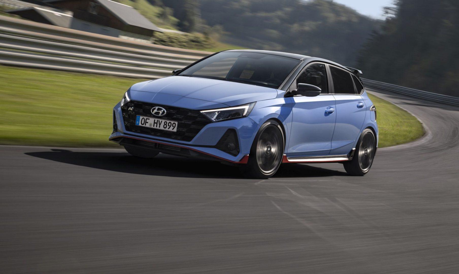 Hyundai i20 N je papreni gradski auto koji dolazi s 204 KS i ručnim mjenjačem
