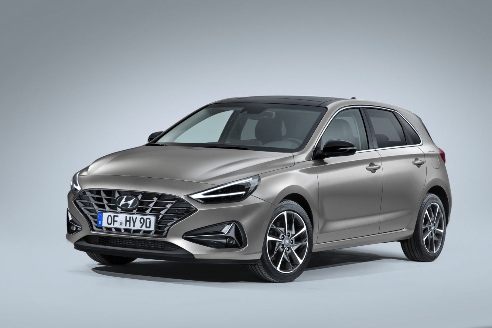 Redizajnirani Hyundai i30 donosi nove motore s 48V blagim hibridnim sustavom