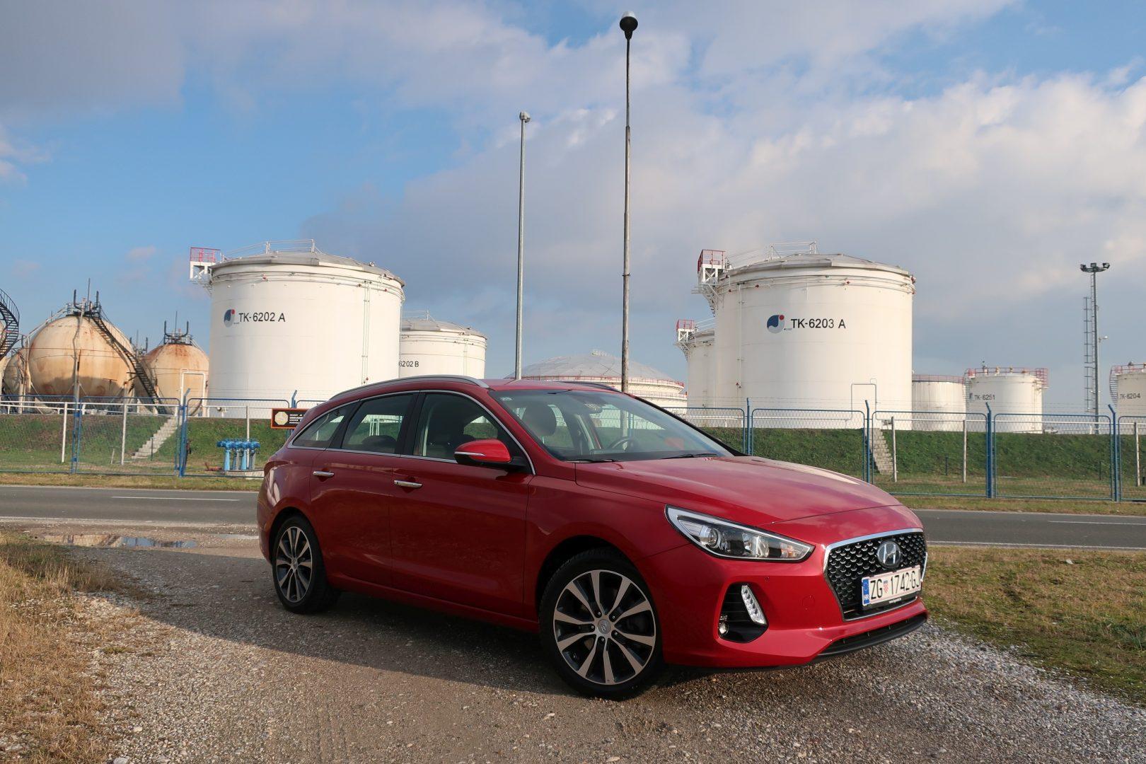 TEST Hyundai i30 CW 1.6 CRDi 136 7DCT Premium Plus